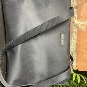 Kate Spade Black Dirty But Can Be Cleaned Easy